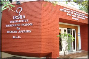 Interactive Research School For Health Affairs Pune